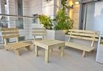 מוצרי עץ לריהוט גן