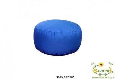 הדום ישיבה דוחה מים צבע כחול 107 להמחשה בלבד