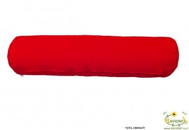 כרית סוכריה צבע אדום יין מספר 19 להמחשה בלבד