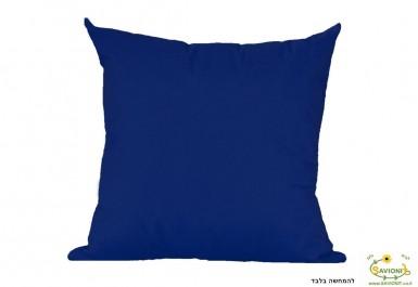 כרית זולה / משענת צבע כחול 22 להמחשה בלבד