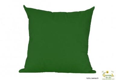 כרית זולה / משענת צבע ירוק 25 להמחשה בלבד