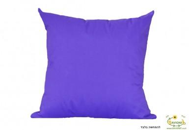 כרית זולה / משענת צבע סגול 112 להמחשה בלבד