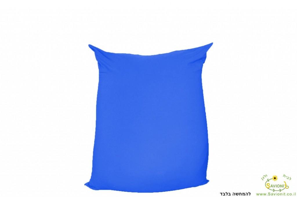 פוף בינוני כחול רויאל להמחשה בלבד