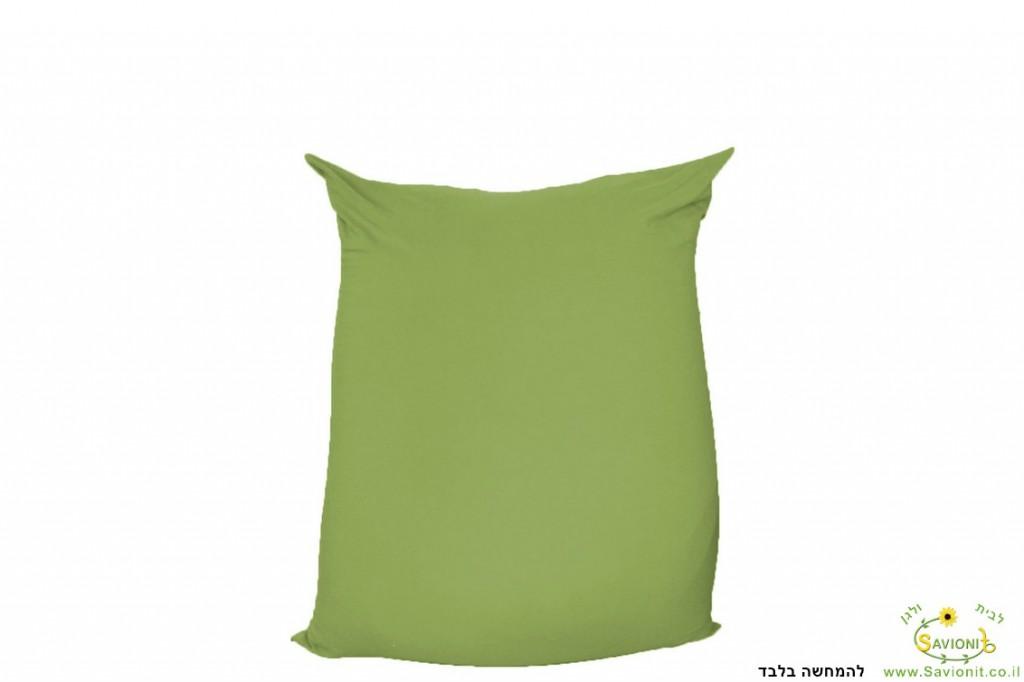 פוף בינוני ירוק אבוקדו להמחשה בלבד