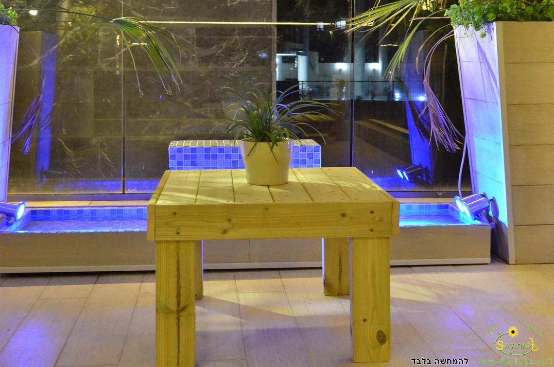 """שולחן זולה בינוני 60X60 ס""""מ"""
