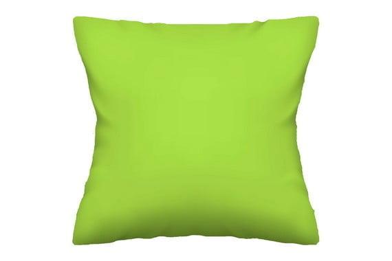 כרית 60/60 צבע ירוק תפוח 109