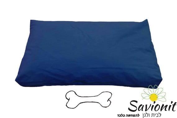 מזרן מפנק לכלב צבע כחול כהה