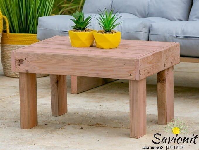 שולחן זולה קטן חיטוי חום אדמדם